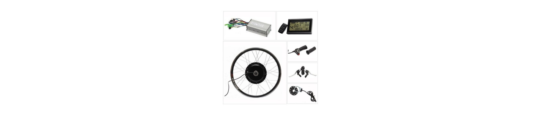 Electric Bike Parts and Accessories