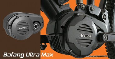 The Bafang Ultra Max, the most powerful mid drive in 2020