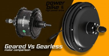 Geared Vs Gearless